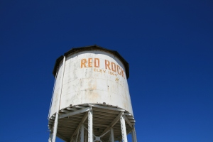 The Water Tower at Red Rock