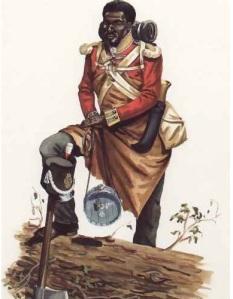 soldier of 104th new brunswick regiment 5-3