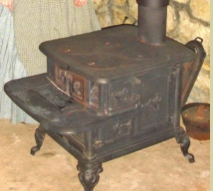 cook stove courtesy mahaffie stage coach stop olathe ks