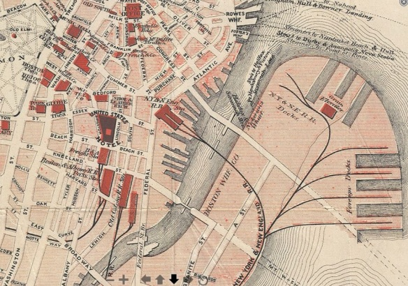 boston 1883 courtesy geographicus.com