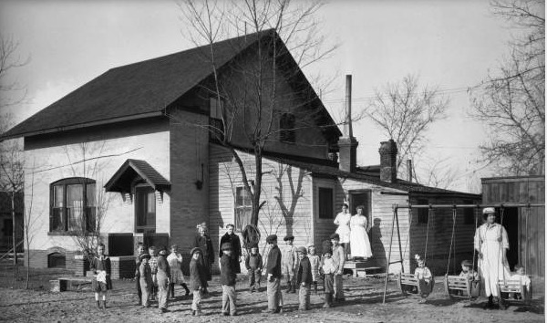 denver orphans home courtesy denver library