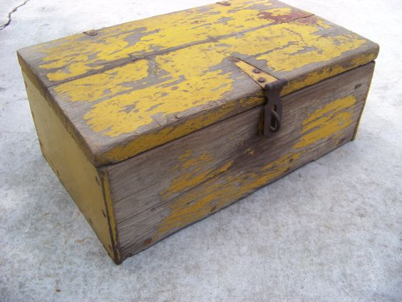 yellow-trunk