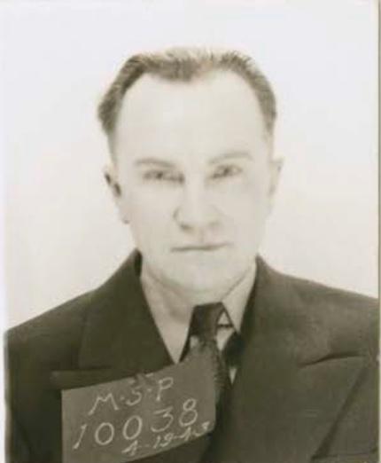 humbert at parole 1943