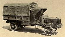 Liberty Truck