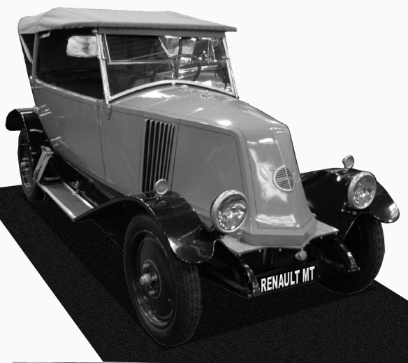 1925 Renault CV NN