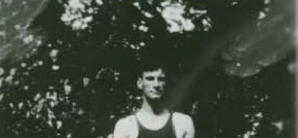 Robert Markword possibly at lake setting