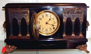 Sessions company clock