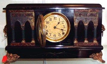 Sessions company clock