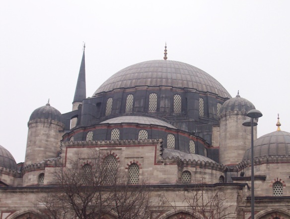 Istanbul Turkey mosque