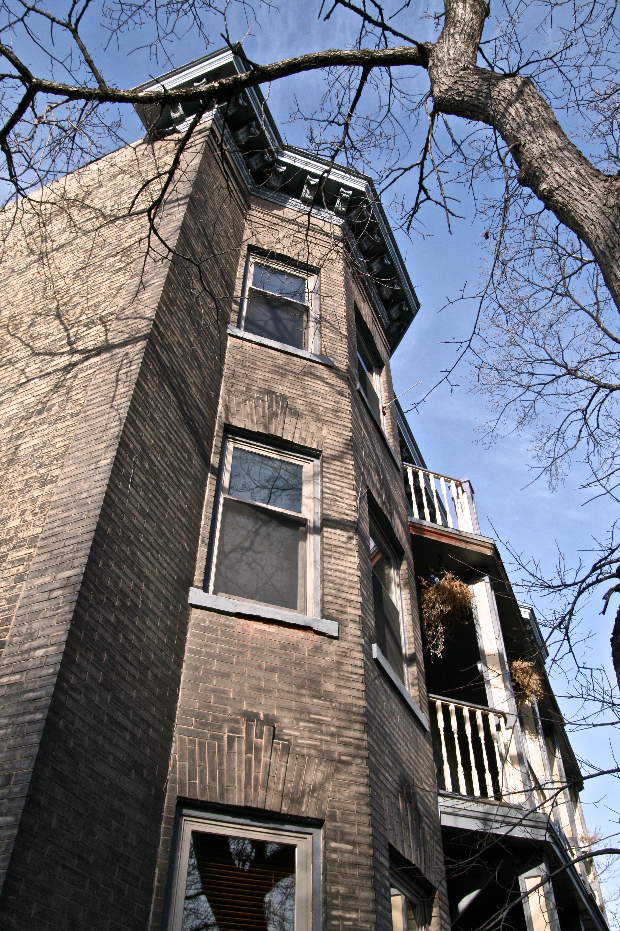 Minneapolis brownstone
