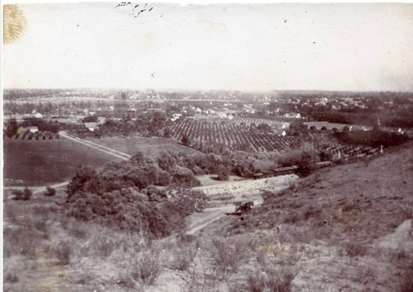 View of Pomona, CA