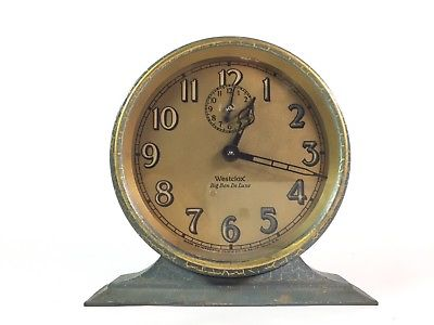 Westclox table clock / alarm