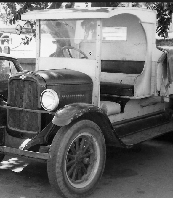 1925 Chevy truck