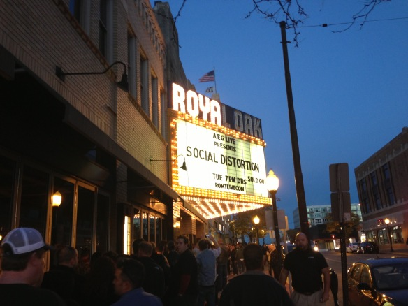 Royal Oak Theater Michigan