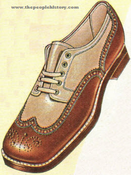 clubhouse brogue shoe courtesy thepeoplehistory.com