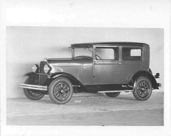 1928 Oldsmobile