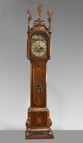 Hermelink clock courtesy Smithsonian art museum