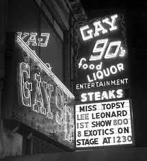 Gay 90's Night Club