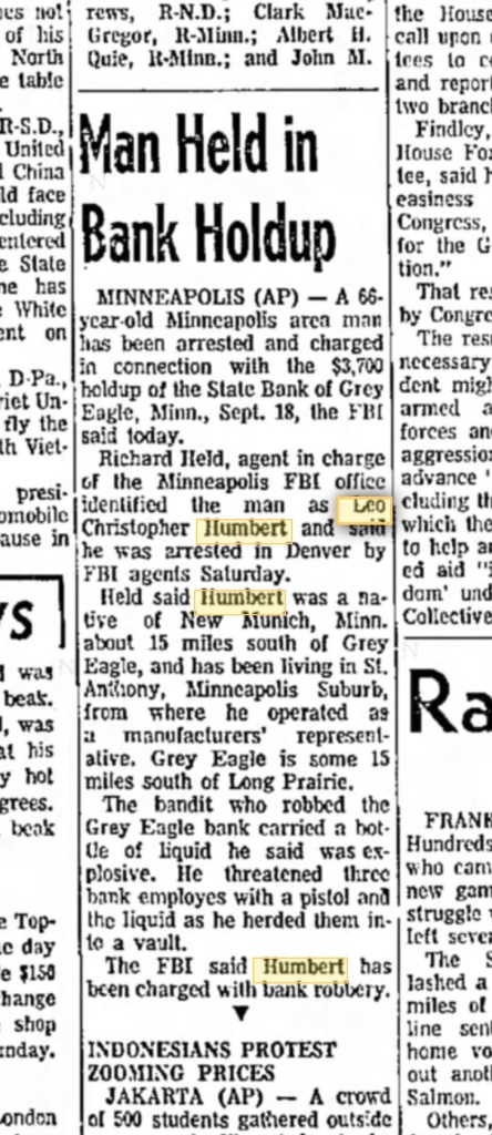 The Daily Journal Fergus Falls MN 25sep1967